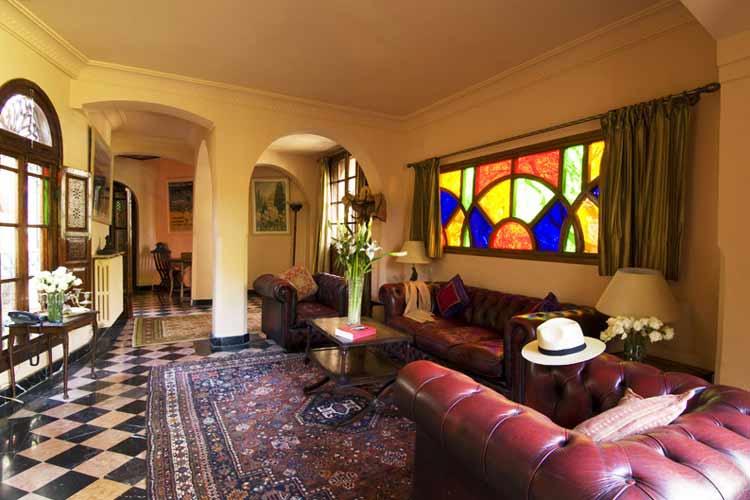 Rotonde Suite - Dar Ayniwen - Marrakech