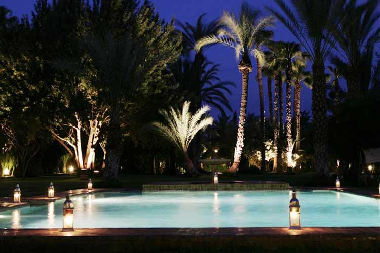 Swimming Pool - Dar Ayniwen - Marrakech