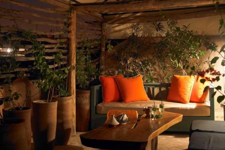 Lounge - Ryad Dyor - Marrakech
