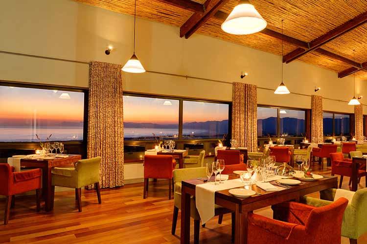 Forest Lodge Restaurant - Grootbos Nature Reserve - Gansbaai