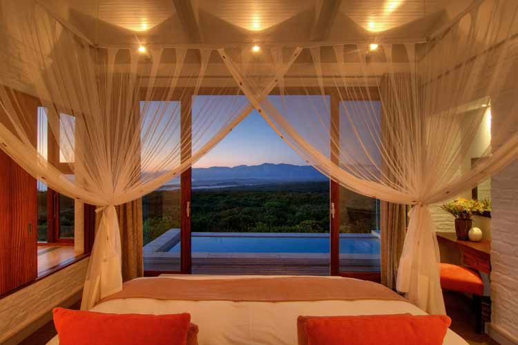 Forest Lodge Suite - Grootbos Nature Reserve - Gansbaai