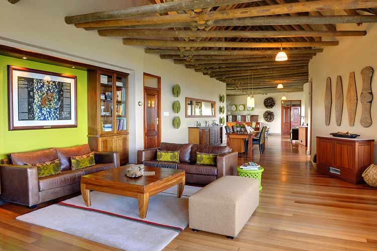 Garden Lodge Salon - Grootbos Nature Reserve - Gansbaai
