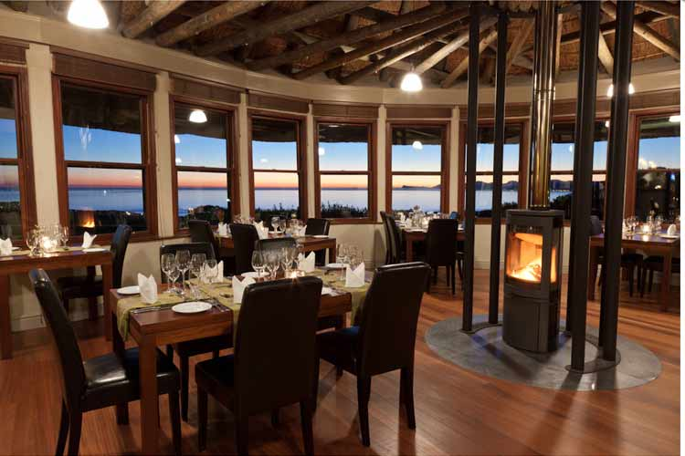 Garden Lodge Restaurant - Grootbos Nature Reserve - Gansbaai