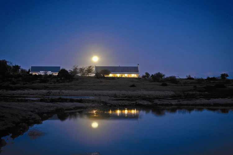 Facade - RiverBend Lodge - Addo