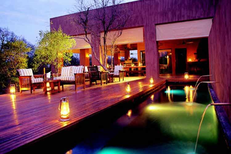 Mantobeni Swimming Pool - Honey Guide Camp - Kruger National Park