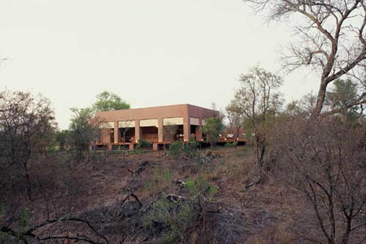 Khoka Moya Facade - Honey Guide Camp - Kruger National Park