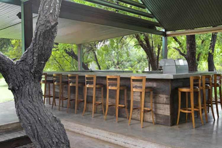 Khoka Moya Bar - Honey Guide Camp - Kruger National Park