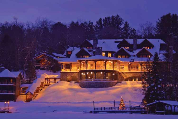Lake Placid Lodge A Boutique Hotel In Lake Placid