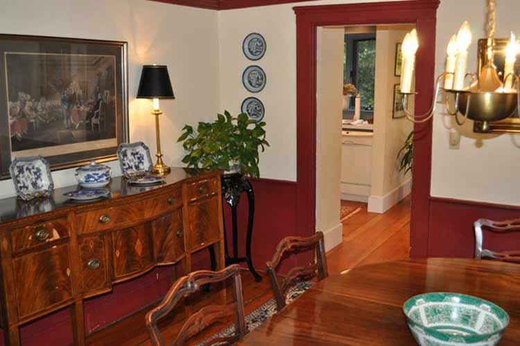 Benjamin Mason Double Room - The Francis Malbone House - Newport