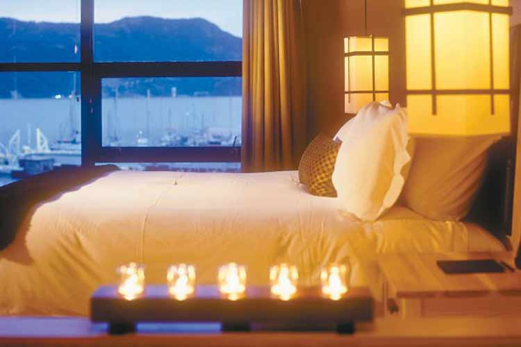 Suite - Brentwood Bay Lodge and Spa - Victoria