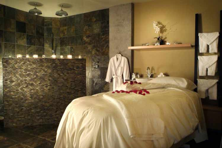 Spa - Brentwood Bay Lodge and Spa - Victoria