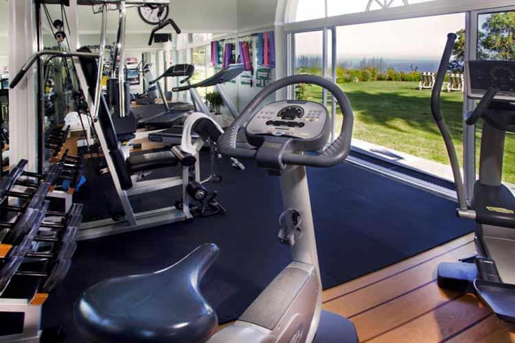 Fitness Room - Ellerman House - Ciudad del Cabo