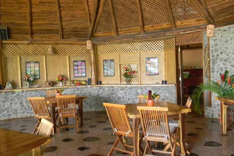 Front Desk - El Sabanero Eco Lodge - Tamarindo