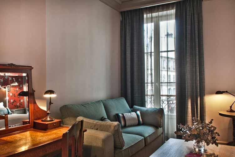 Simple Room - Le Robinet d'Or - Paris