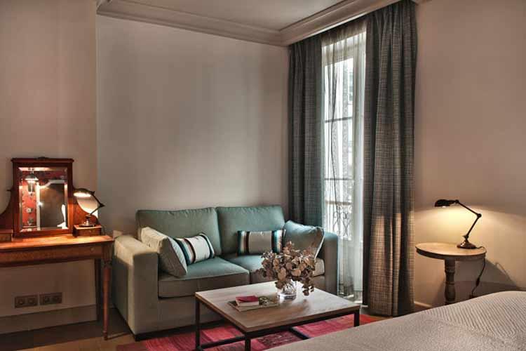 Double Twin Standard Room - Le Robinet d'Or - Paris