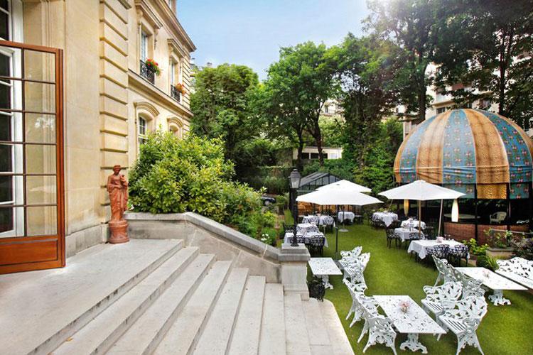 Saint james paris a boutique hotel in paris for Design hotel des francs garcons saint sauvant