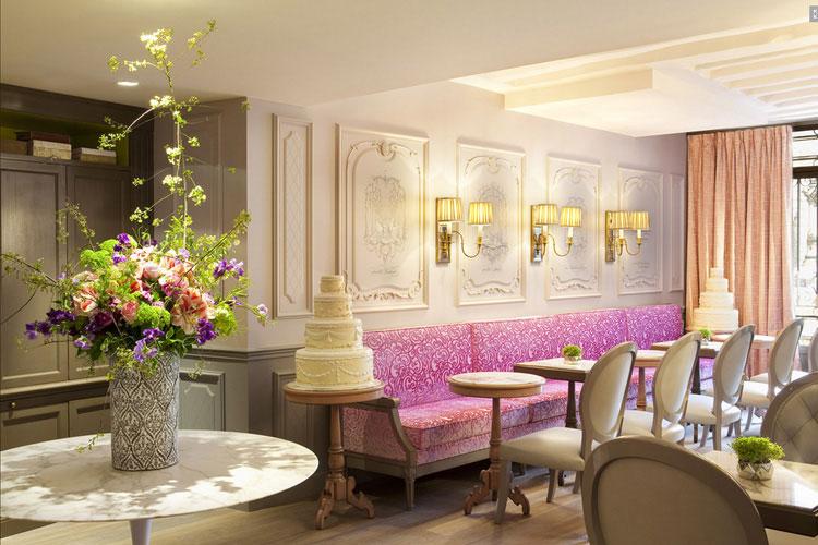 Lounge - La Maison Favart - Paris