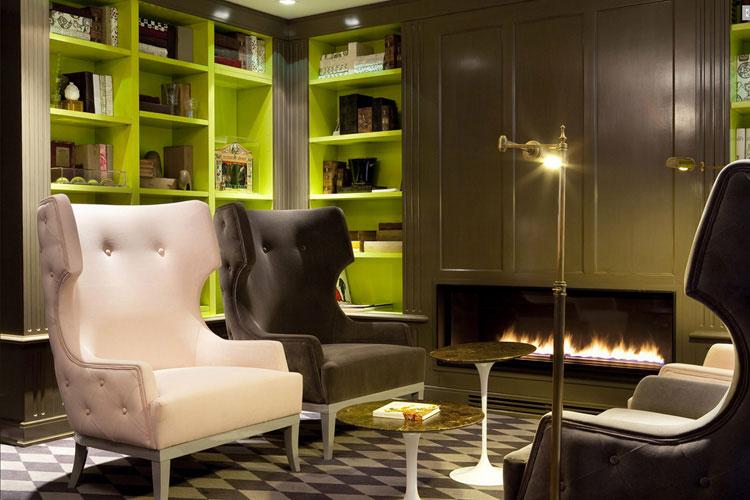 Living Room - La Maison Favart - Paris