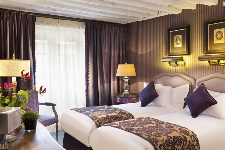 Double Room - La Maison Favart - Paris