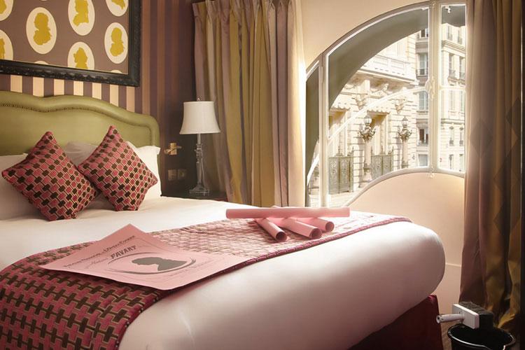 Deluxe Double Room - La Maison Favart - Paris