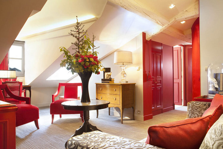 Duplex - La Maison Favart - Paris