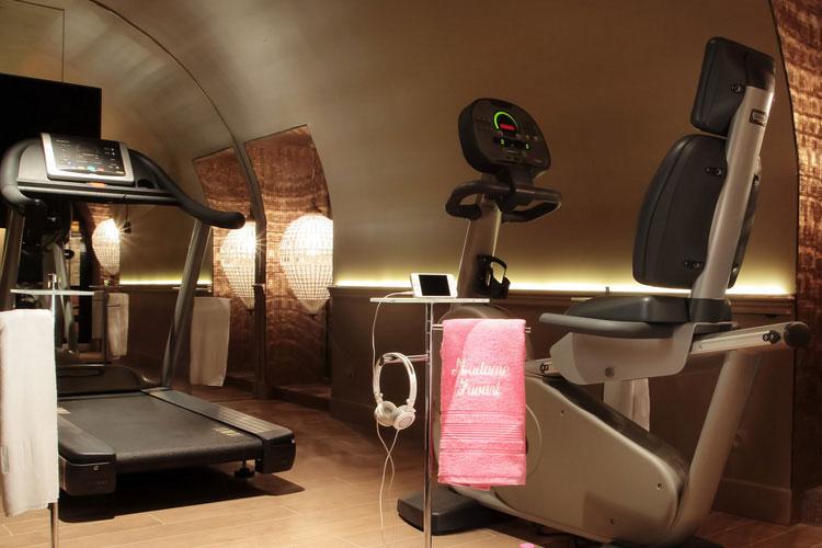 Fitness Room - La Maison Favart - Paris