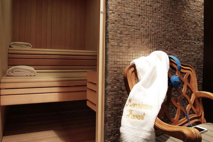 Sauna - La Maison Favart - Paris