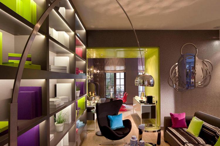 Lobby - Hotel Le Petit Paris - Paris
