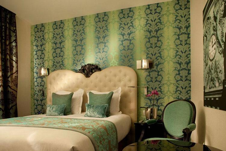 Double Room - Hotel Le Petit Paris - Paris
