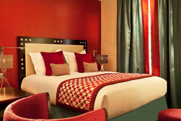 Superior Double Room - Hotel Le Petit Paris - Paris