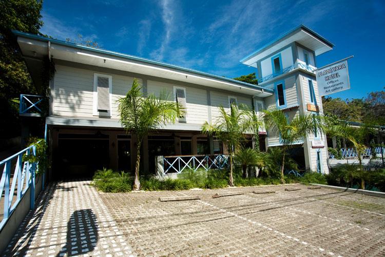 Facade - Hotel Plaza Yara - Quepos