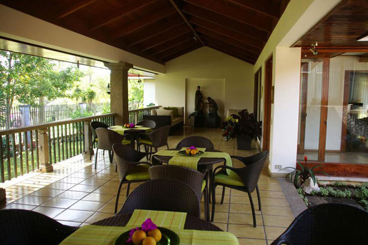 Living Room - Terrazas de Golf - San José