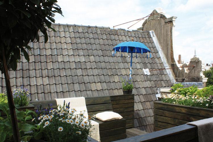 Terrace - Kamer 01 - Amsterdam