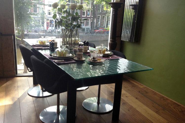 Breakfast Room - Kamer 01 - Amsterdam