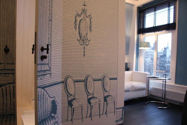 Blue Lounge - Kamer 01 - Amsterdam