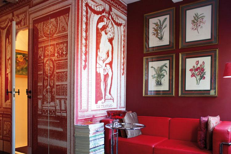 Red Lounge - Kamer 01 - Amsterdam