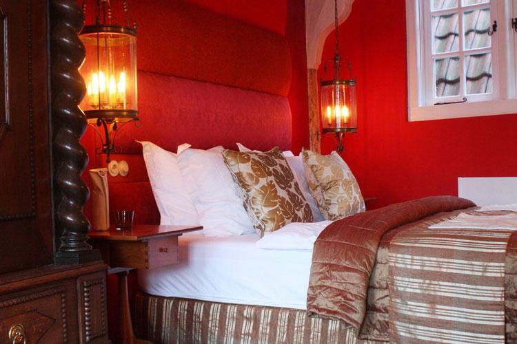 Red Bed - Kamer 01 - Amsterdam