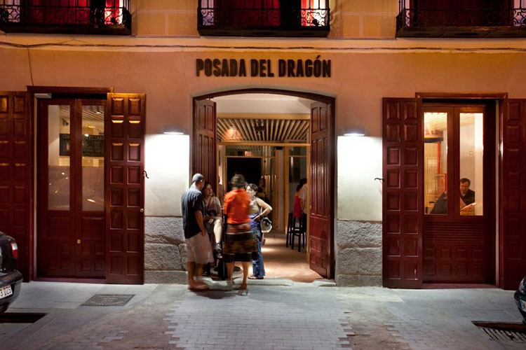 Posada Del Drag N Ein Boutiquehotel In Madrid
