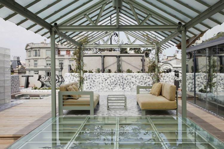 el palauet living barcelona, ein boutiquehotel in barcelona, Innenarchitektur ideen