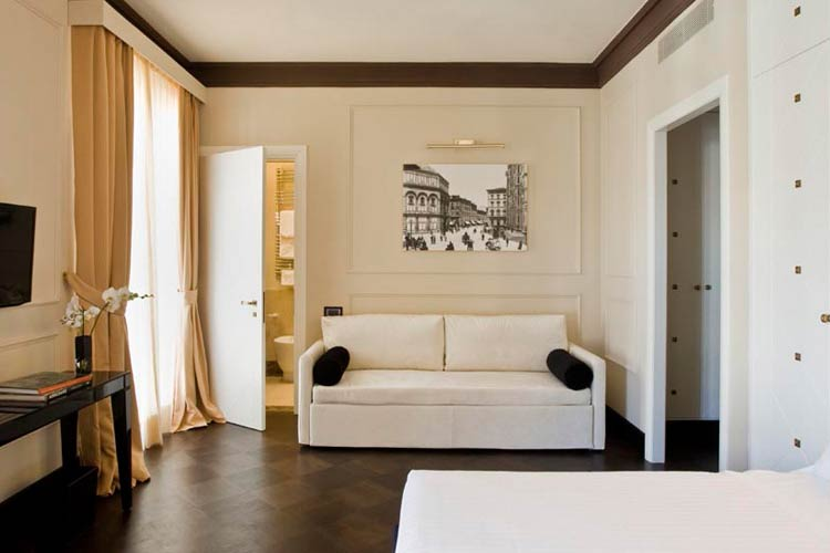 Deluxe Double Room - Be-ONE - Florenz