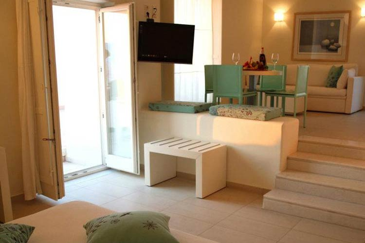 Junior Suite - Archipelagos Resort - Agia Irini