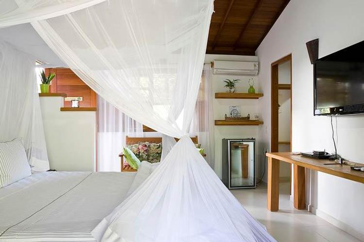 Double-Room - Pousada Quarto Crescente - Trancoso