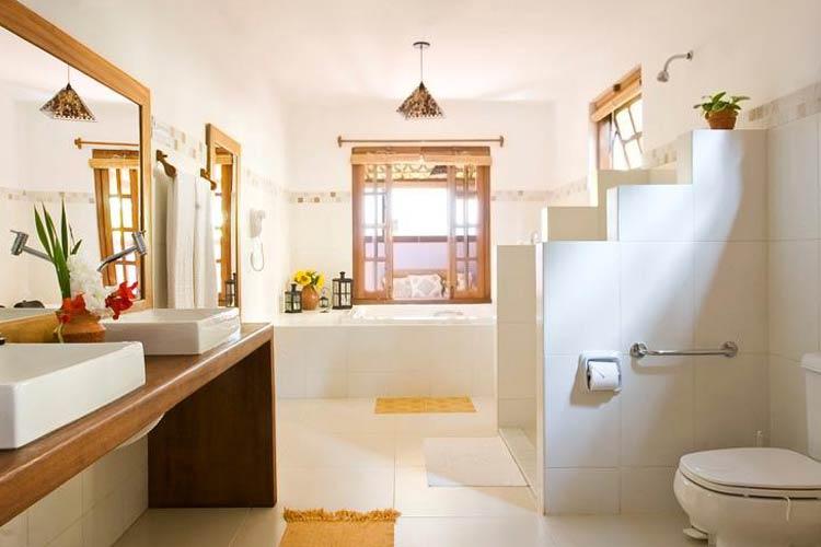 Bathroom - Pousada Quarto Crescente - Trancoso