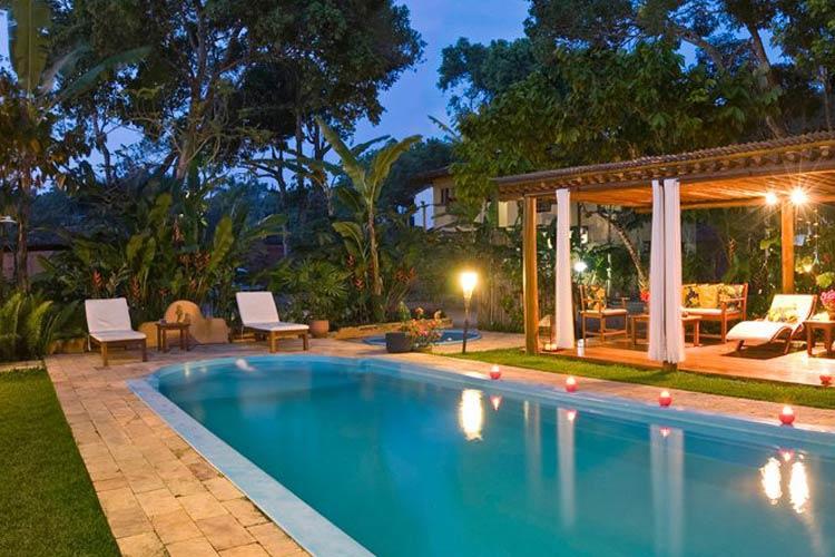 Swimming-Pool - Pousada Quarto Crescente - Trancoso
