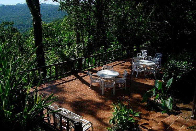 Terrace - Samasati - Puerto Viejo de Talamanca