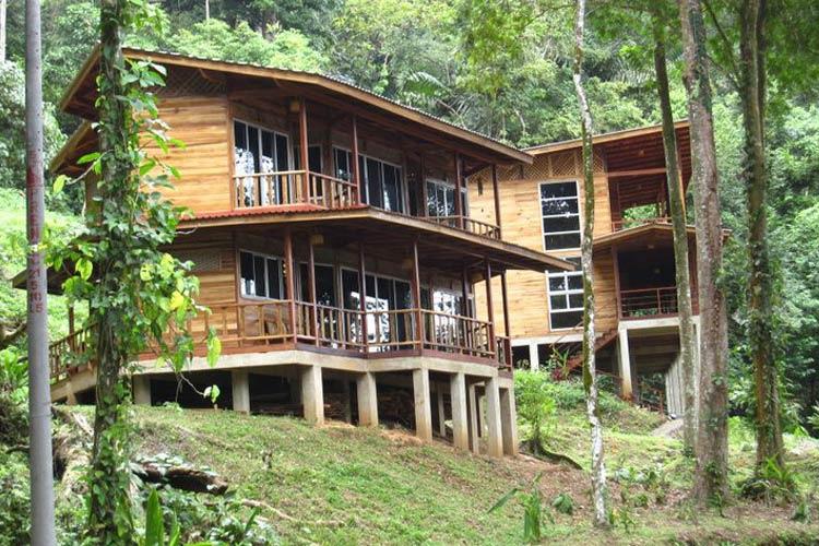 Main House - Samasati - Puerto Viejo de Talamanca