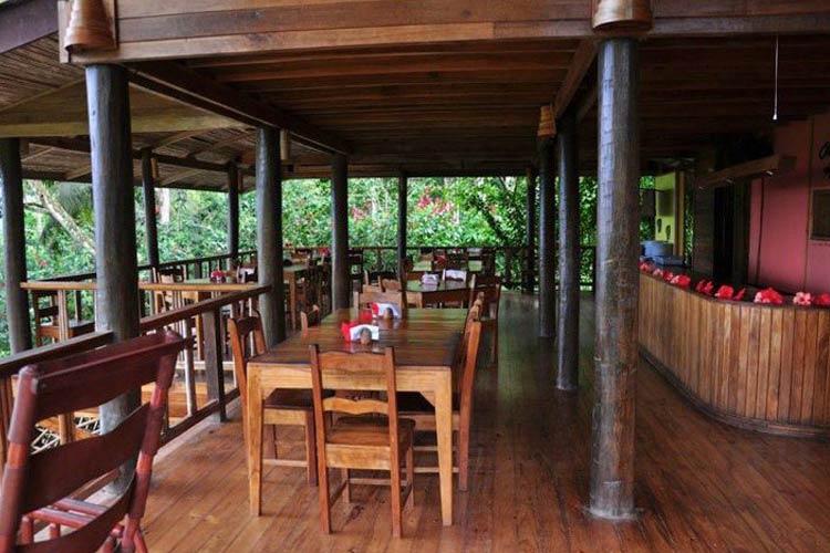 Dining Room - Samasati - Puerto Viejo de Talamanca