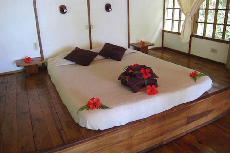 Bungalow Bedroom - Samasati - Puerto Viejo de Talamanca