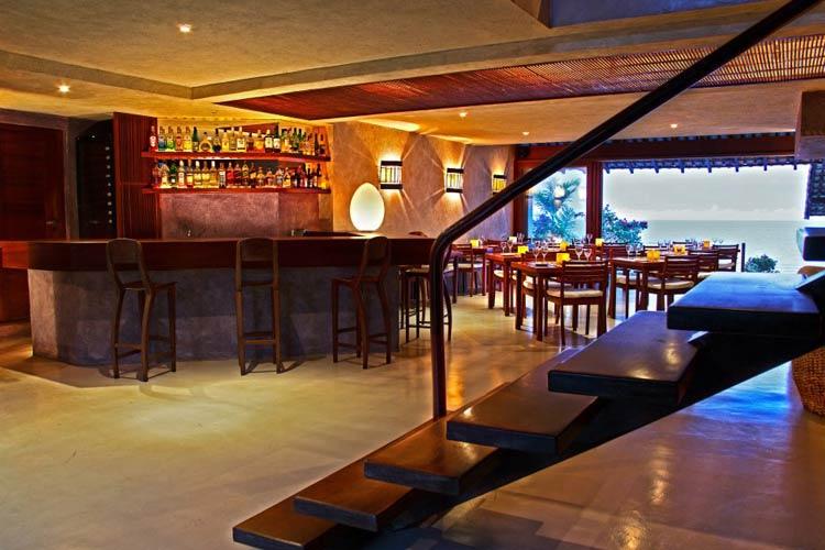 Lobby - Hotel Maitei - Arraial d'Ajuda