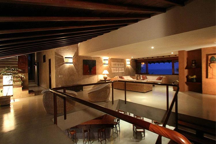 Living Room - Hotel Maitei - Arraial d'Ajuda